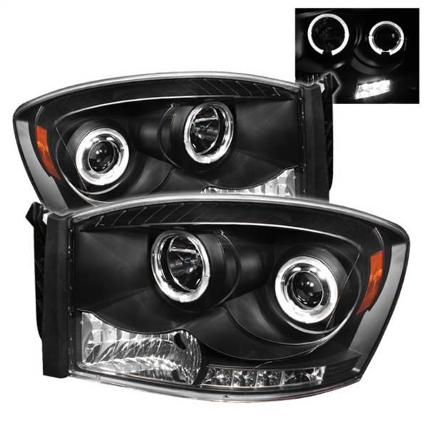 Spyder Auto - Halo LED Projector Headlights 5010001