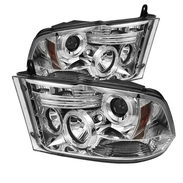 Spyder Auto - Halo LED Projector Headlights 5010049