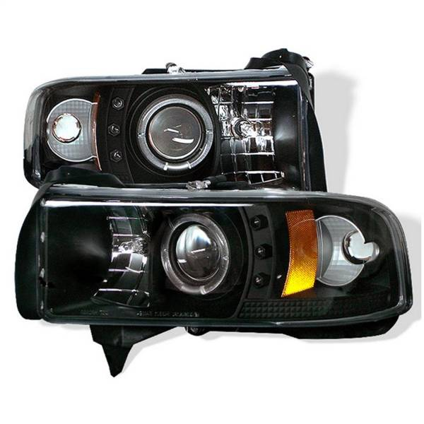 Spyder Auto - CCFL LED Projector Headlights 5010063