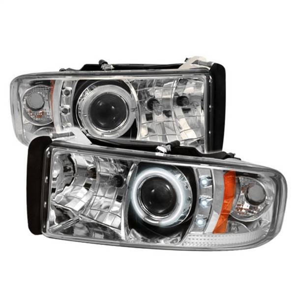 Spyder Auto - CCFL LED Projector Headlights 5010070
