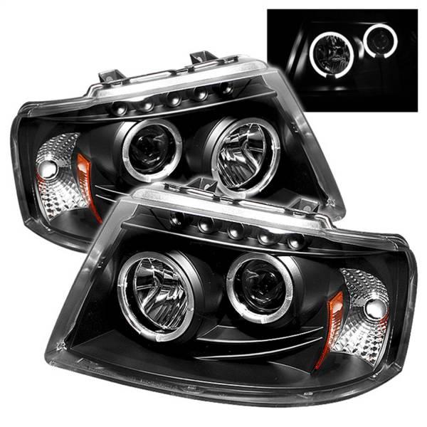Spyder Auto - Halo LED Projector Headlights 5010117