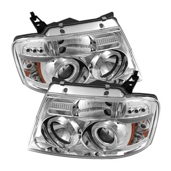 Spyder Auto - Halo LED Projector Headlights 5010216