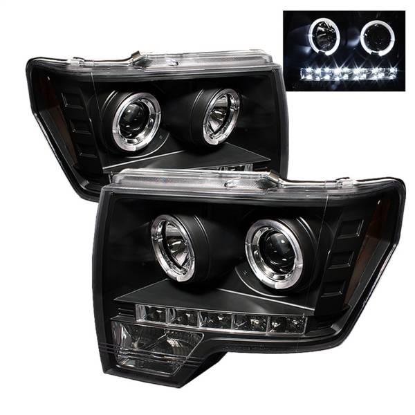 Spyder Auto - Halo LED Projector Headlights 5010230