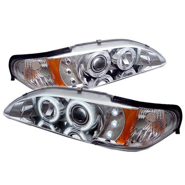 Spyder Auto - CCFL LED Projector Headlights 5010438