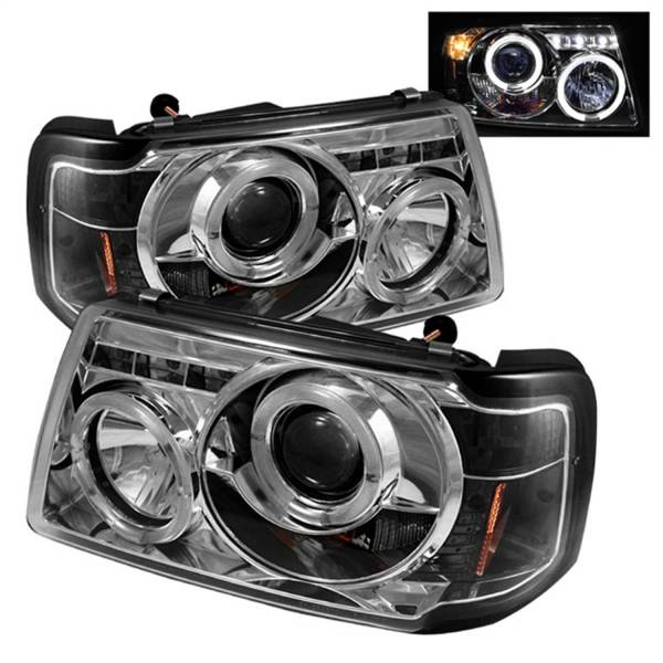 Spyder Auto - Halo LED Projector Headlights 5010506