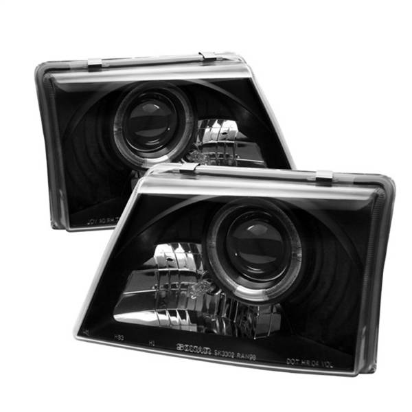 Spyder Auto - Halo Projector Headlights 5010520