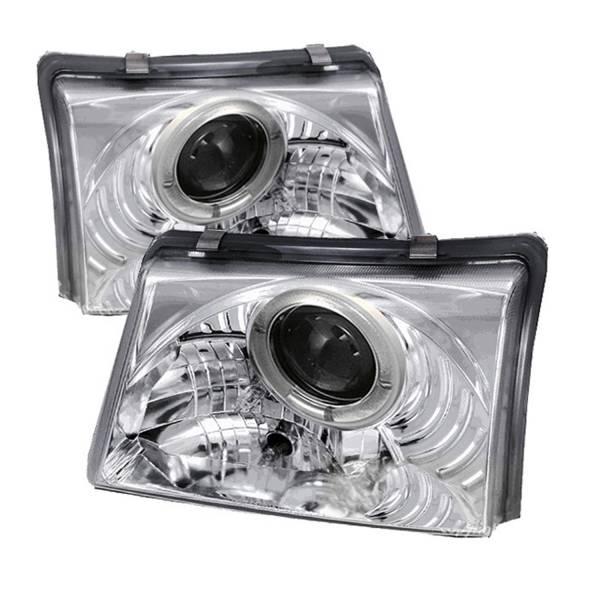 Spyder Auto - Halo Projector Headlights 5010537