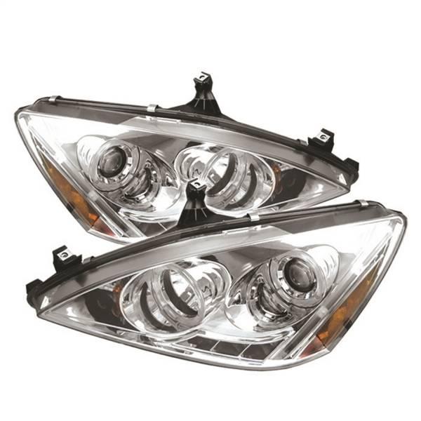 Spyder Auto - Halo LED Projector Headlights 5010643