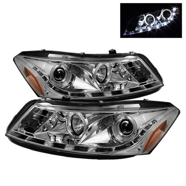 Spyder Auto - DRL LED Projector Headlights 5010674