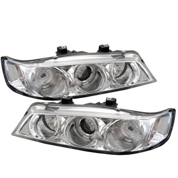 Spyder Auto - Halo Projector Headlights 5010704