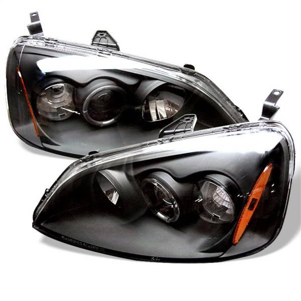 Spyder Auto - Halo Projector Headlights 5010759