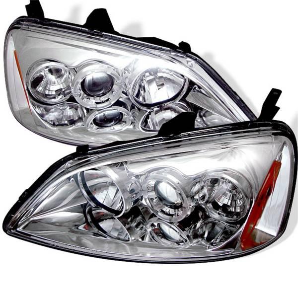 Spyder Auto - Halo Projector Headlights 5010766