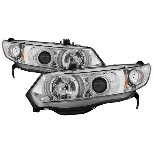 Spyder Auto - Halo Projector Headlights 5010797