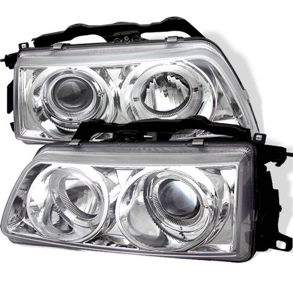 Spyder Auto - Halo Projector Headlights 5010810