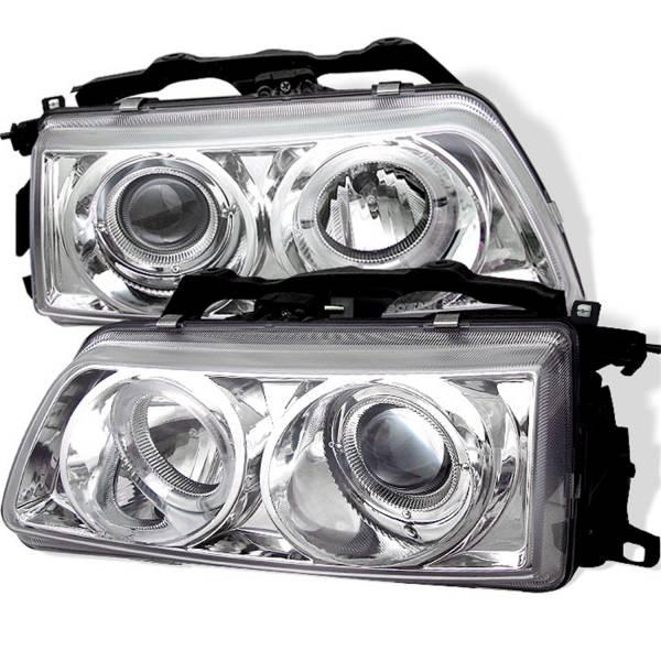 Spyder Auto - Halo Projector Headlights 5010834