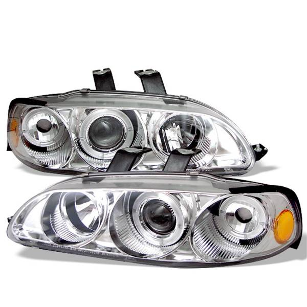 Spyder Auto - Halo Projector Headlights 5010858