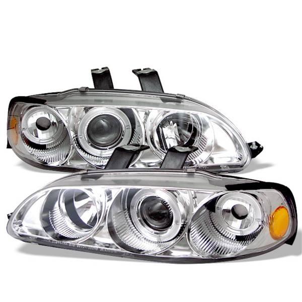 Spyder Auto - Halo Projector Headlights 5010889