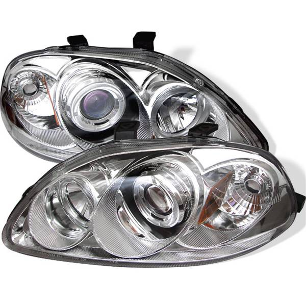 Spyder Auto - Halo Projector Headlights 5010919