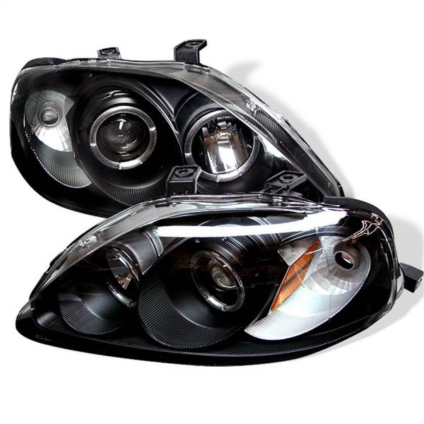 Spyder Auto - Halo Projector Headlights 5010933