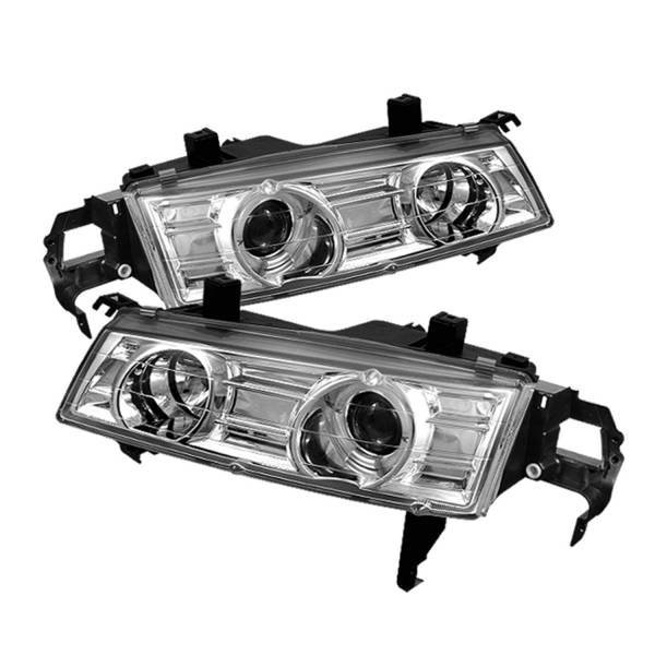Spyder Auto - Halo Projector Headlights 5011008