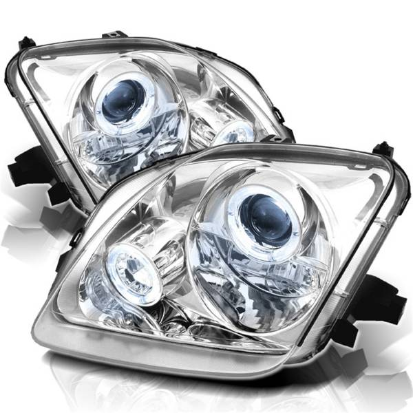Spyder Auto - Halo Projector Headlights 5011046