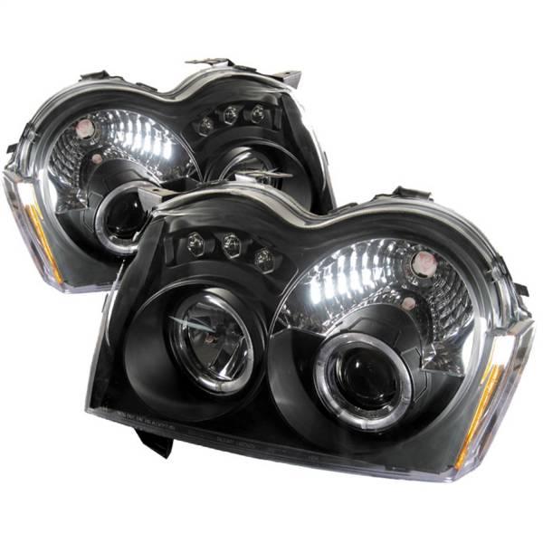 Spyder Auto - Halo LED Projector Headlights 5011091
