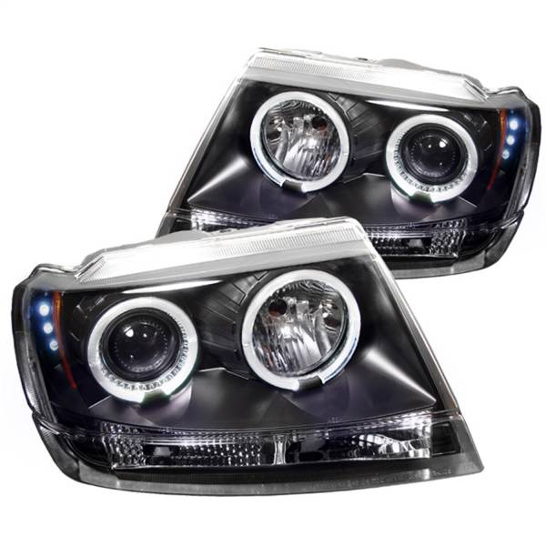 Spyder Auto - Halo LED Projector Headlights 5011145