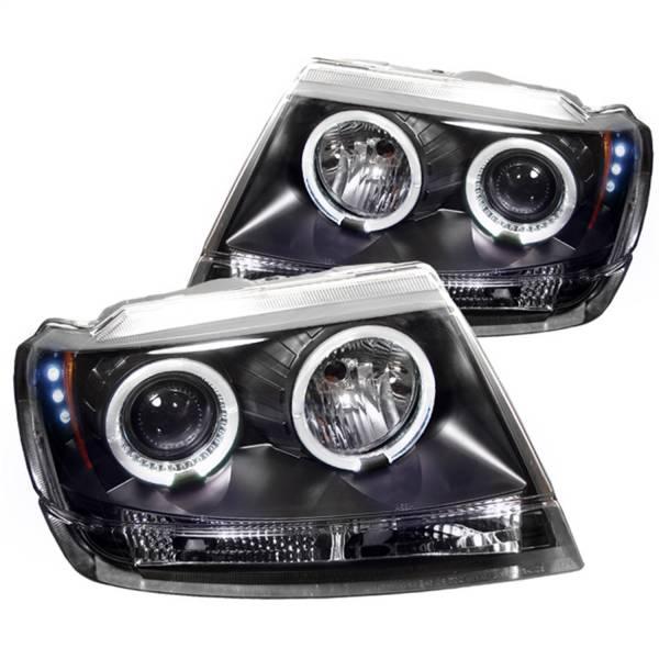 Spyder Auto - Halo LED Projector Headlights 5011145