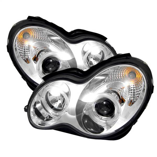 Spyder Auto - Halo Projector Headlights 5011268