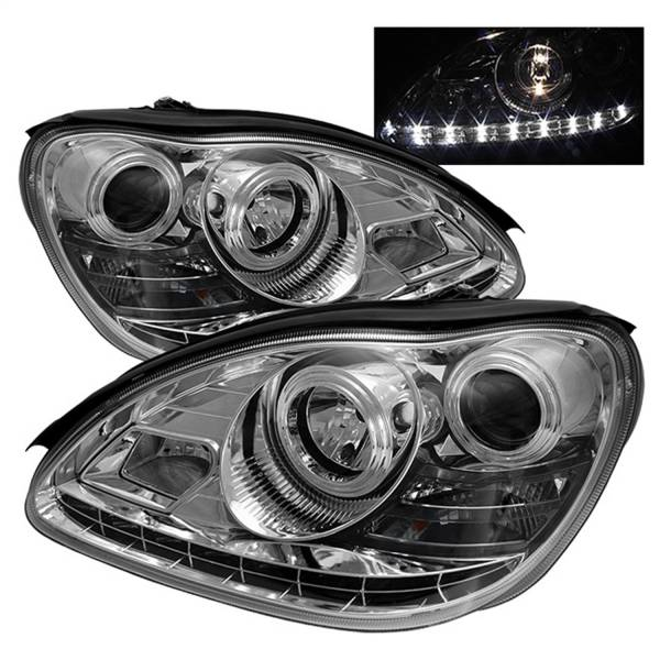Spyder Auto - DRL LED Projector Headlights 5011329