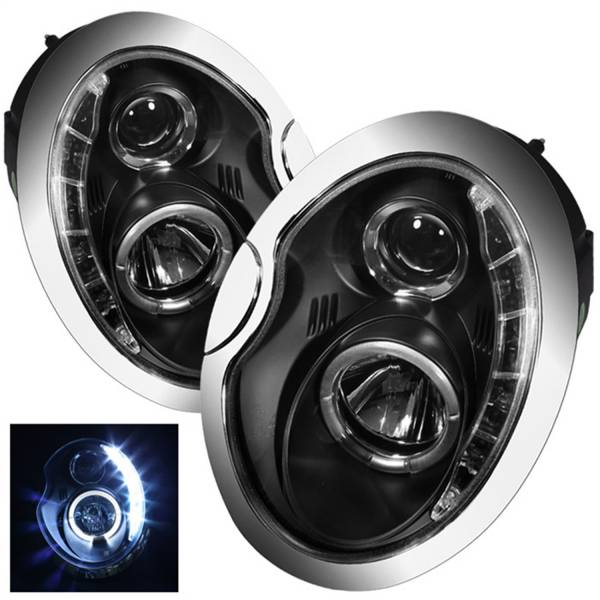 Spyder Auto - DRL LED Projector Headlights 5011336