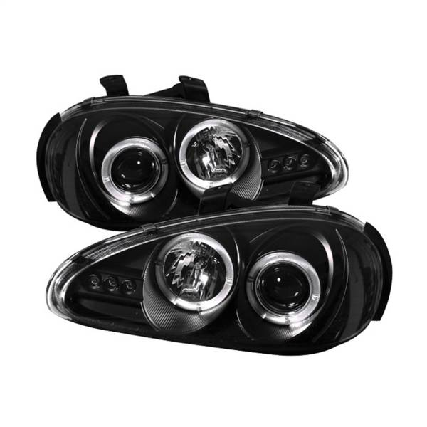 Spyder Auto - Halo LED Projector Headlights 5011503