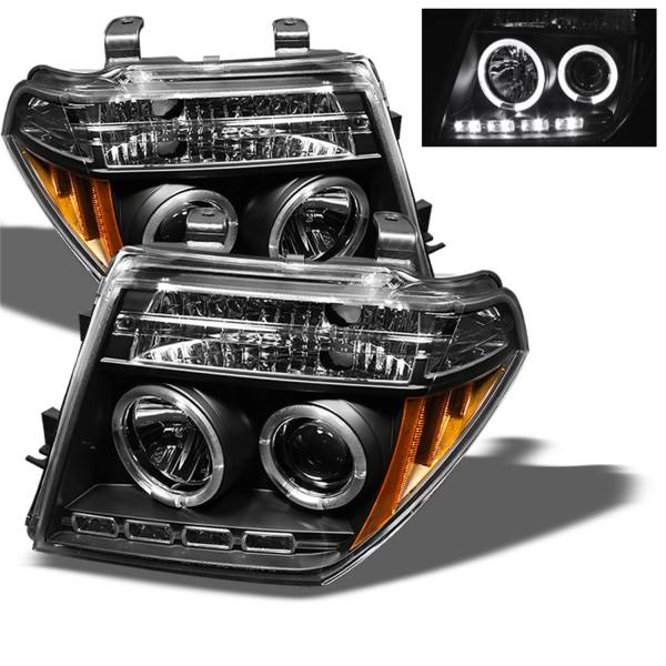 Spyder Auto - Halo LED Projector Headlights 5011527