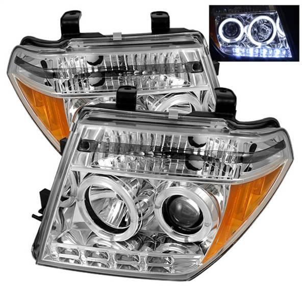 Spyder Auto - Halo LED Projector Headlights 5011534