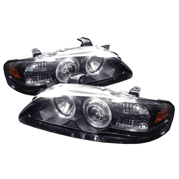 Spyder Auto - Halo LED Projector Headlights 5011558