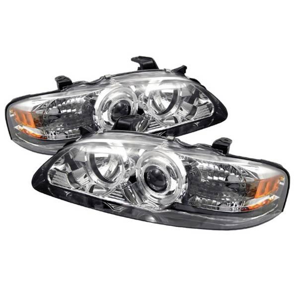 Spyder Auto - Halo LED Projector Headlights 5011565