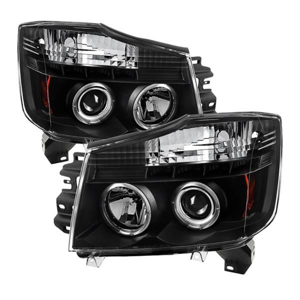 Spyder Auto - Halo LED Projector Headlights 5011572