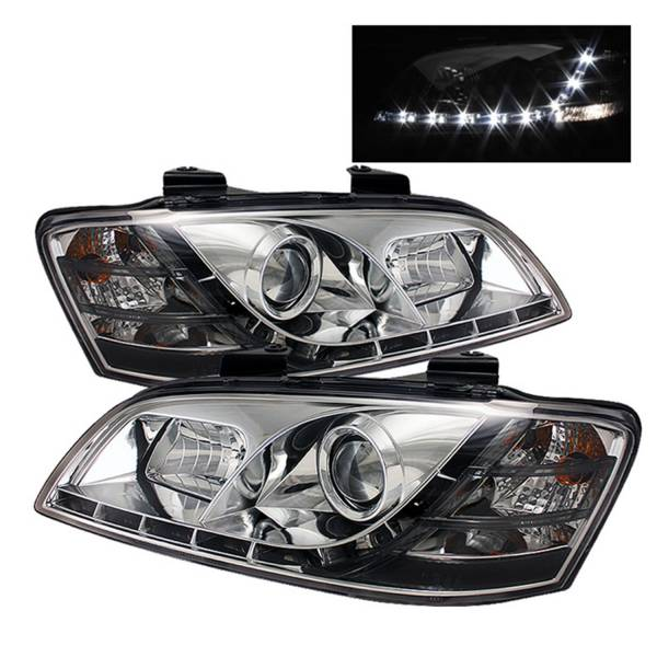 Spyder Auto - DRL LED Projector Headlights 5011633