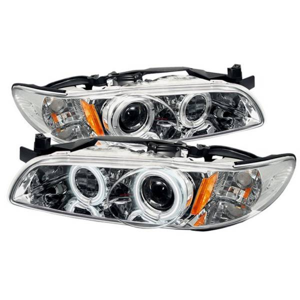 Spyder Auto - CCFL Projector Headlights 5011701