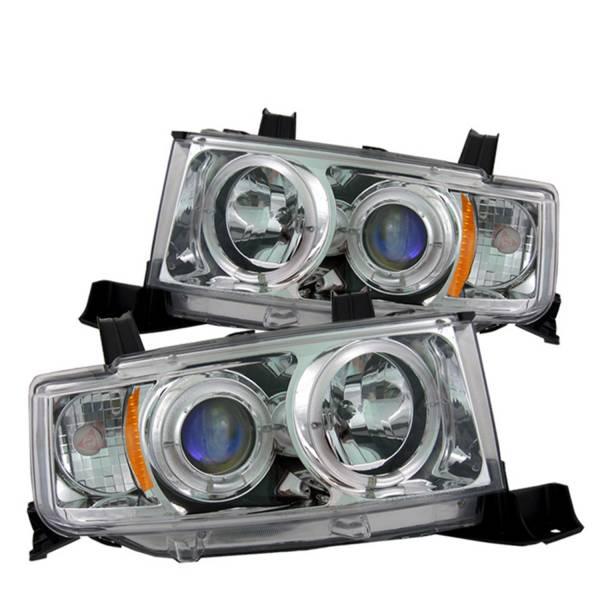 Spyder Auto - Halo Projector Headlights 5011909