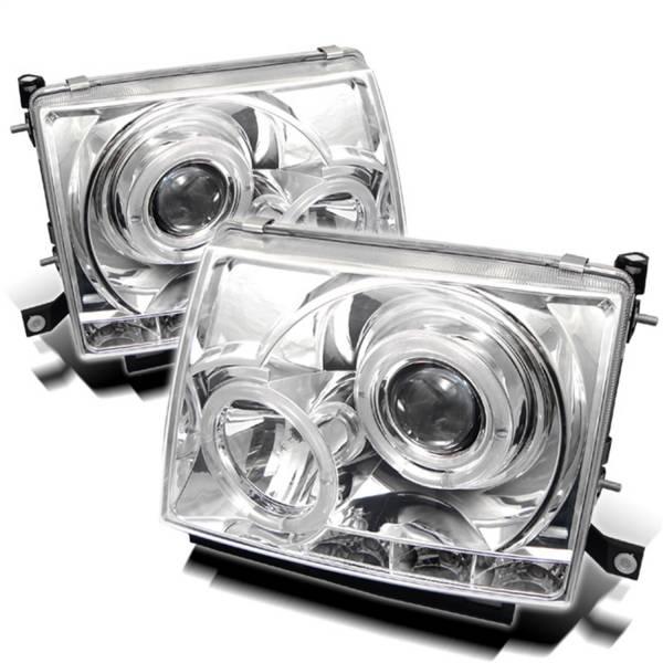 Spyder Auto - Halo LED Projector Headlights 5011954