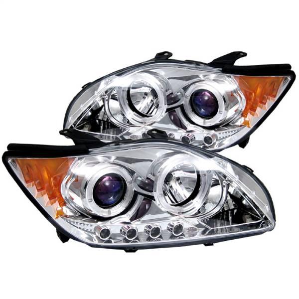 Spyder Auto - Halo LED Projector Headlights 5011978