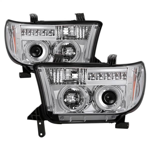 Spyder Auto - Halo Projector Headlights 5012036