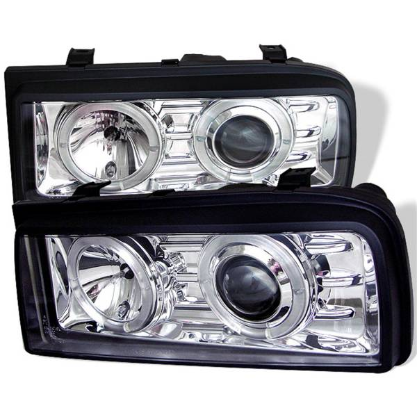 Spyder Auto - Halo Projector Headlights 5012081