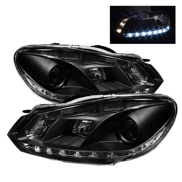 Spyder Auto - DRL Projector Headlights 5012111