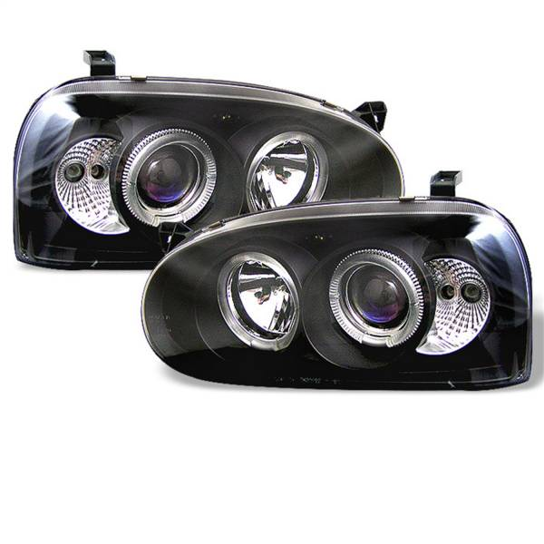 Spyder Auto - Halo Projector Headlights 5012135