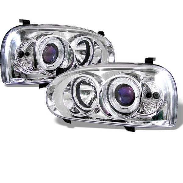 Spyder Auto - Halo Projector Headlights 5012142