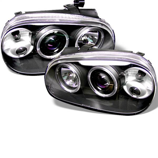 Spyder Auto - Halo Projector Headlights 5012159