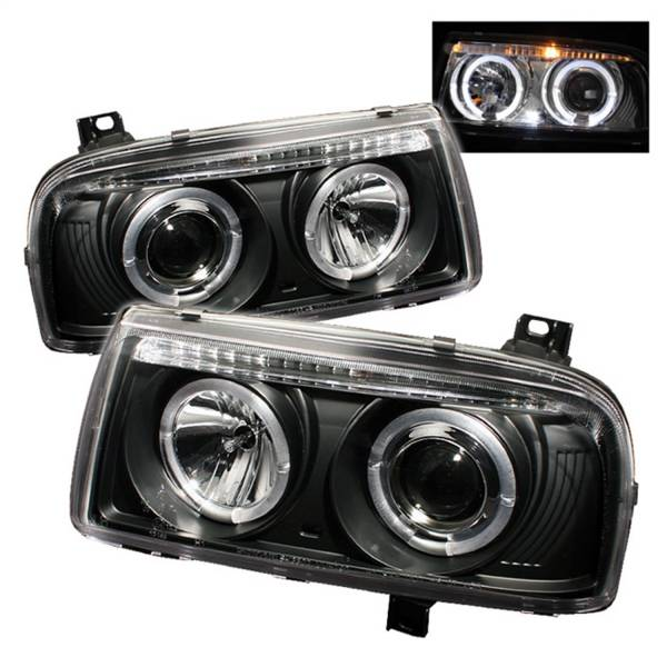 Spyder Auto - Halo Projector Headlights 5012197