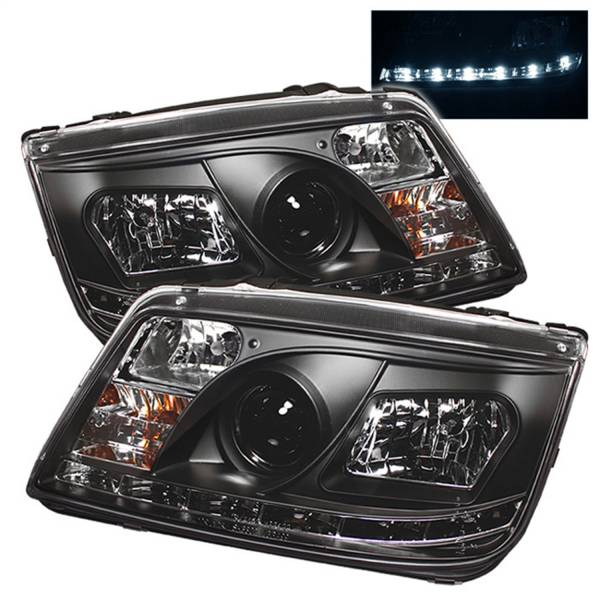 Spyder Auto - DRL LED Projector Headlights 5012234